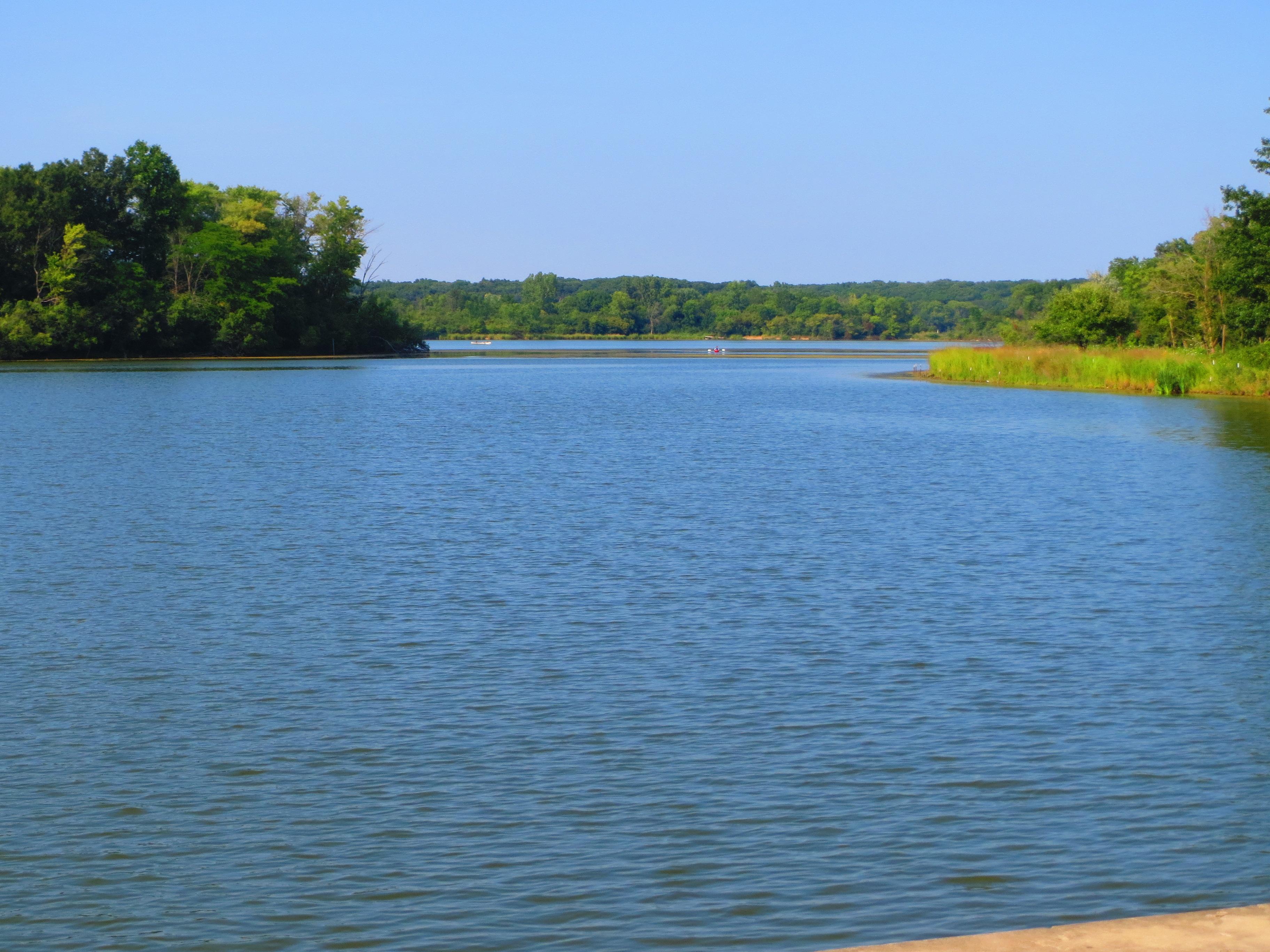 Busse Lake