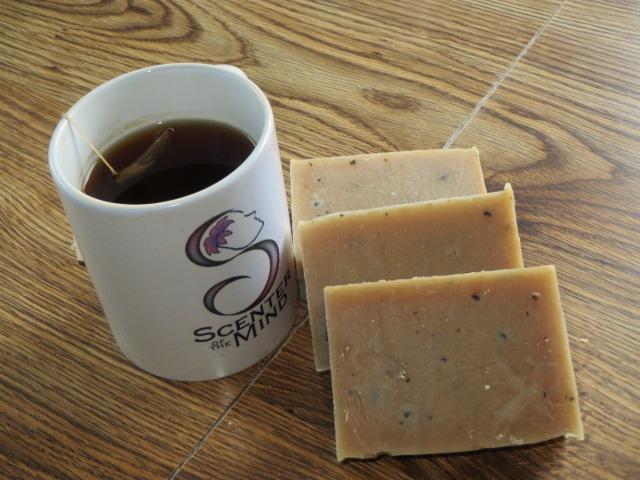Earl Grey Soap