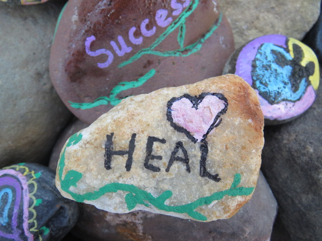 Heart Heal Rock