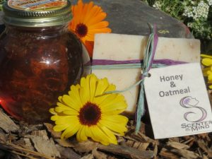 Honey Oatmeal All Natural Soap