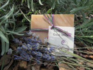 Lavender Goat Milk All Natural SOap