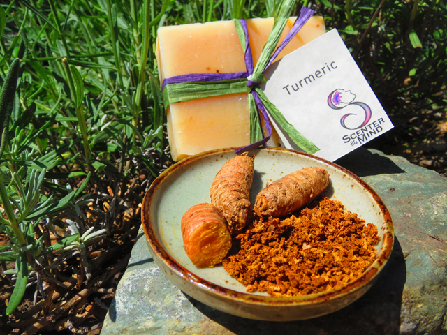 Turmeric All Natural Soap