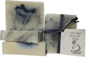 Chicago Blizzard All Natural Soap
