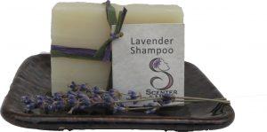 All Natural Lavender Shampoo Bar