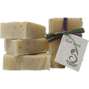 Earl Grey Natural Handmade Soap