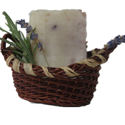Lavender Rosemary Natural Handmade Soap