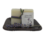 Lavender Natural Handmade Shampoo Bar