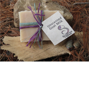 Unscented Goat Milk Natural Handmade Soap