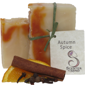 Autumn Spice Natural Handmade Soap