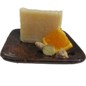 Citrus Ginger Natural Handmade Soap