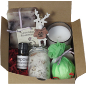 Relaxing Spa Bath Gift Box